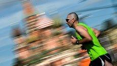 Московский марафон. Архивное фото