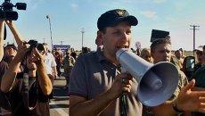 Туда вы не поедете – депутат Рады не пускал в Крым фуры с продуктами