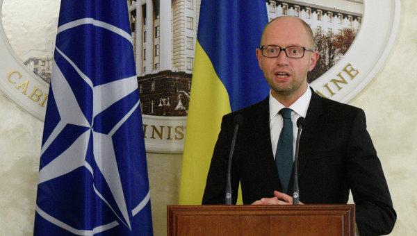 Петиция об отставке Яценюка зарегистрирована на сайте Порошенко