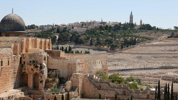 Старый город в Иерусалиме. Архивное фото