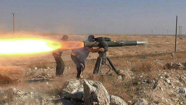 Боевики Исламского государства в Сирии. Архивное фото