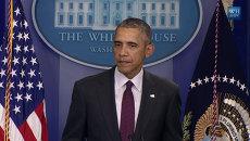 Стрельба в Орегоне: полицейский кордон на месте ЧП и заявление Обамы