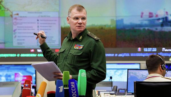 Игорь Конашенков. Архивное фото