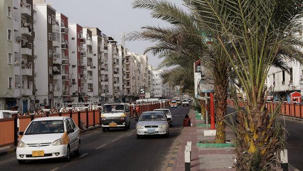 Город Аден, Йемен