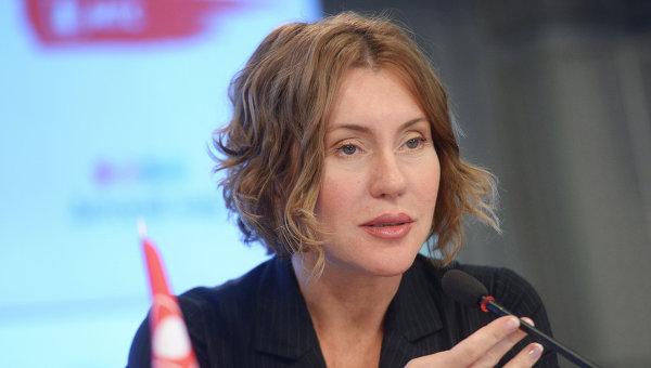 Директор по связям с общественностью Группы МТС Елена Кохановская