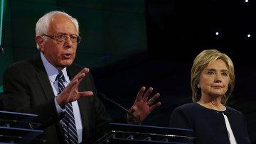 Кандидат в президенты от Демократической партии США Берни Сандерс. Архивное фото