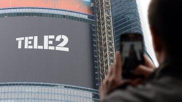 Новый мобильный оператор Tele2 начинает работать в Москве