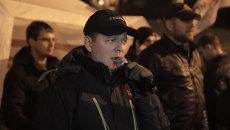 Ляшко объяснил, чего добивается тарифный Майдан у здания кабмина в Киеве