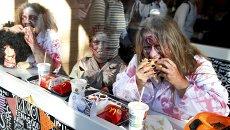 Зомби, оборотни, дома-призраки и прочие прелести Хэллоуина