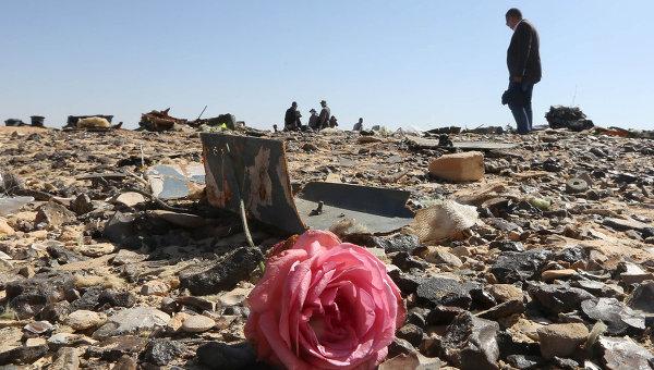 Песков: Керри передал соболезнования от всех американцев в связи с крушением А321