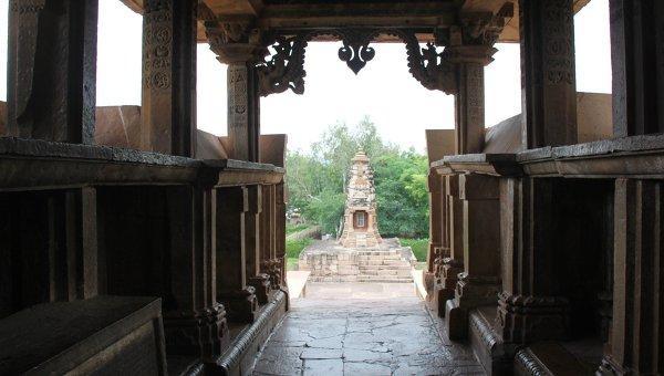 Знаменитый комплекс IX – XII веков Кхаджурахо расположился посреди индийского штата Мадхья-Прадеш