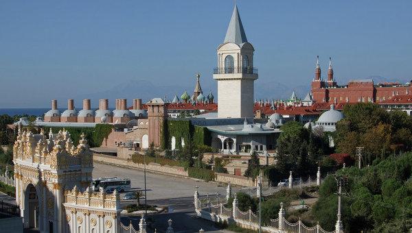 Вид на Анталью, Турция. Архивное фото