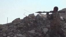 Курды из ракетных установок и пулеметов обстреляли позиции ИГ в Ираке