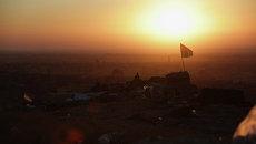 Курдские вооруженные силы возле города Синджар. 13 ноября 2015. Архивное фото