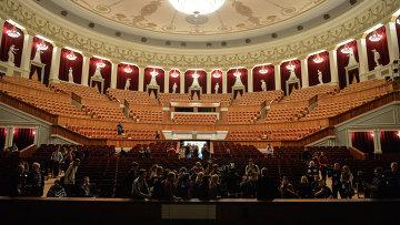 Новосибирский театр оперы и балета. Архивное фото