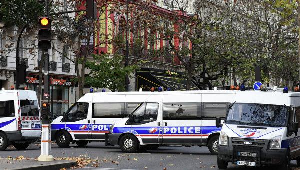 Ситуация в Париже после серии терактов. Архивное фото