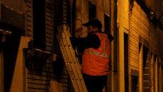 Полиция Брюсселя заколотила входы в дом подозреваемых в парижских терактах