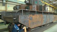 Мастера-механики показали, как реставрируют танки и самолеты Второй мировой