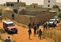Сотрудники полиции Мали в Бамако