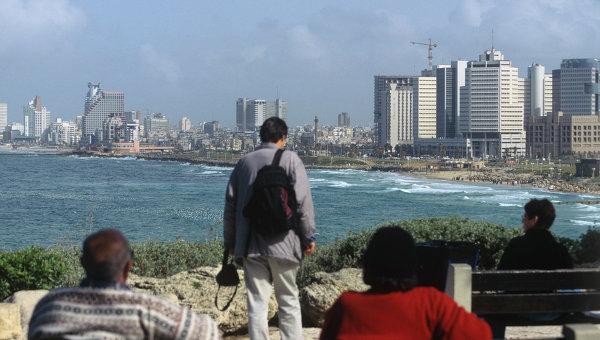 Виды Израиля. Архивное фото