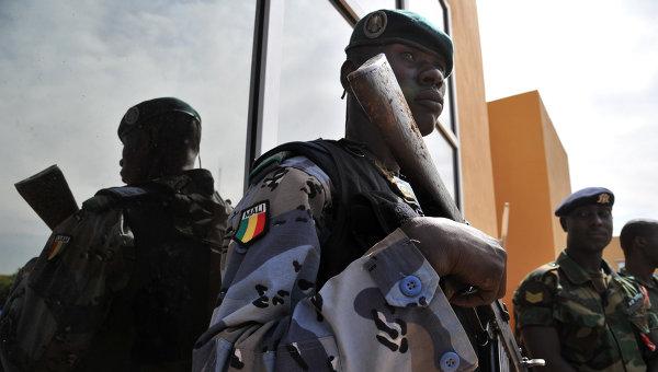 Полиция Мали. Архивное фото