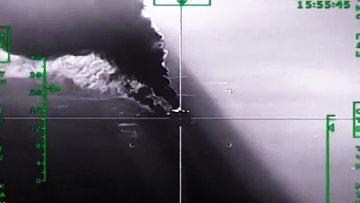 Авиаудары ВКС России по объектам ИГ в Сирии. Архивное фото