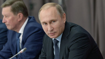 25 ноября 2015. Президент России Владимир Путин. Архивное фото