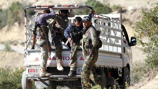 Вооруженные сирийские туркмены. Архивное фото