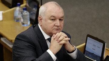 Депутат Государственной Думы РФ Ильдар Гильмутдинов. Архивное фото