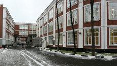 Здание Высшей школы экономики (ВШЭ) в Москве. Архивное фото