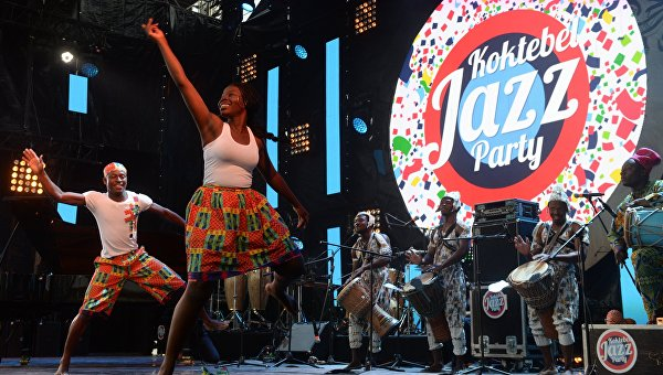 ВКрыму открывается международный джазовый фестиваль Koktebel Jazz Party