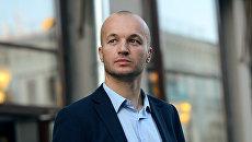 Эксперт Зиновьевского клуба Владислав Чубаров