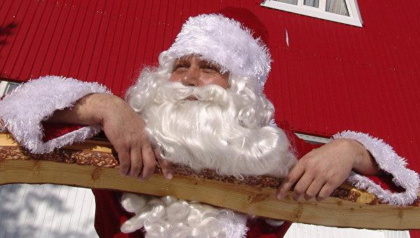 II Международный Зимний Фестиваль Санта Клауса и его друзей в Бишкеке