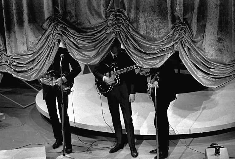 Группа The Beatles. 1964 год