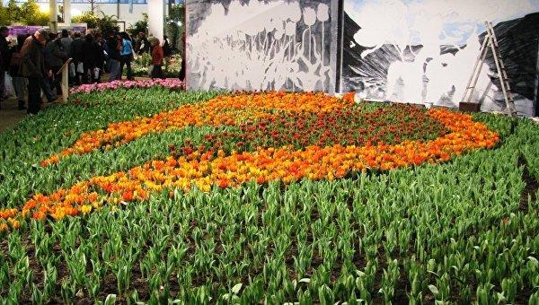 Международная сельскохозяйственная выставка Зеленая неделя в Берлине. Архивное фото