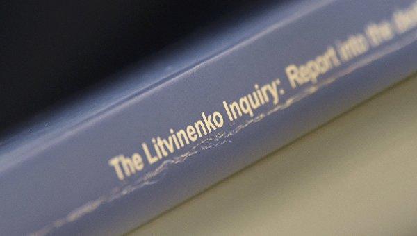 Опубликованный доклад по делу о смерти Александра Литвиненко