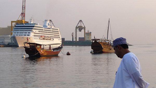 Оманский залив. Архивное фото