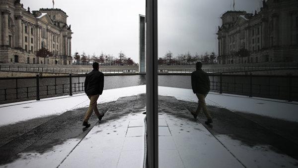 Центр Берлина. Архивное фото