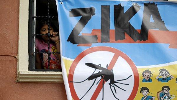 Предупреждение о вирусе Зика, 6 февраля 2016