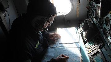 Поисковые работы в Охотском море