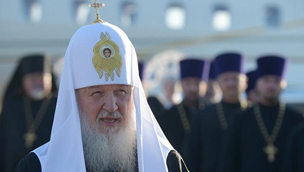 Визит Патриарха Московского и всея Руси Кирилла в Красноярск