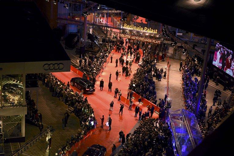 Открытие 66-го Берлинского международного кинофестиваля Берлинале - 2016