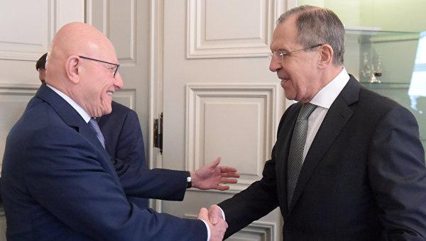 Министр иностранных дел РФ С. Лавров провел ряд встреч на полях Мюнхенской конференции