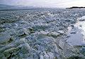 Ледостав на реке Лене