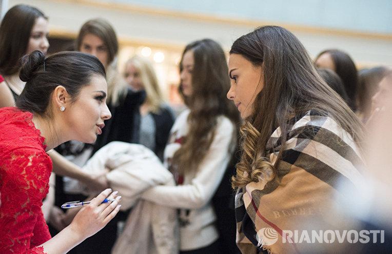 Открытый кастинг конкурса красоты Мисс Россия 2016