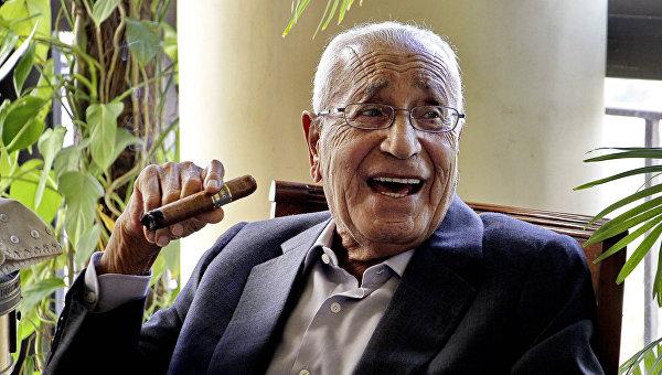 Египетский журналист Мухаммед Хейкаль