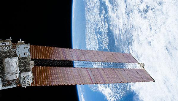Международная космическая станция. 15 января 2016 год