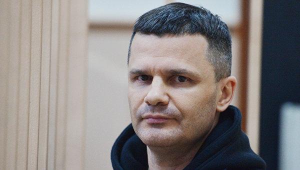 Председатель совета директоров аэропорта Домодедово Дмитрий Каменщик в здании суда. Архивное фото