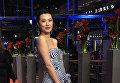 Актриса Хуан Лу на торжественной церемонии закрытия 66-го Берлинского международного кинофестиваля Берлинале - 2016