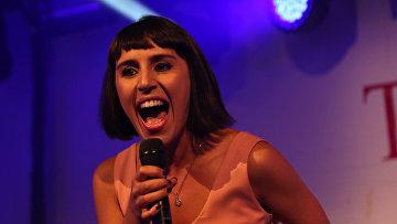 Певица Джамала (Сусанна Джамалатдинова). Архивное фото